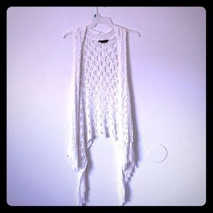 Bcbg knitted sweater vest
